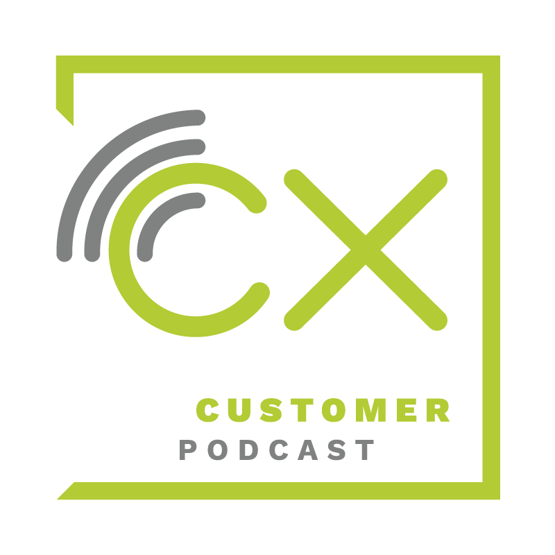 CX Podcast Getting Closer to the Customer Logo Thumbnail