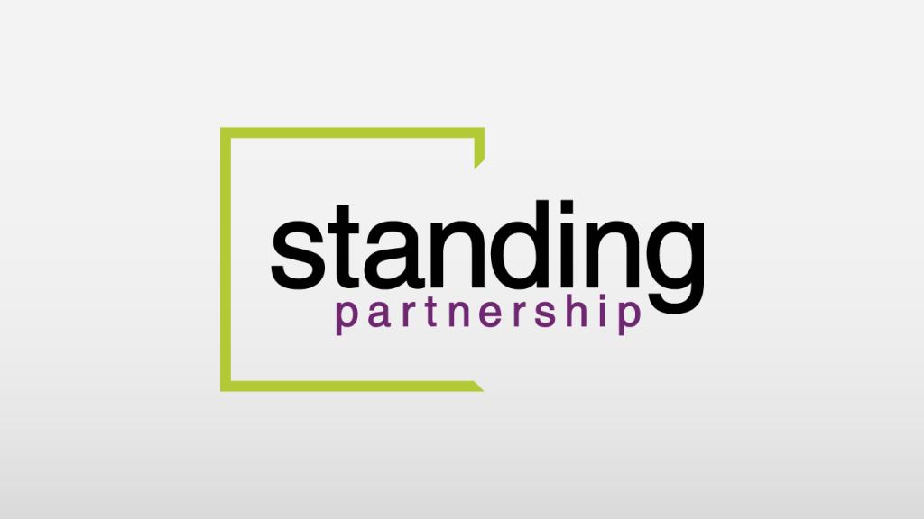 Standing Partnership Logo