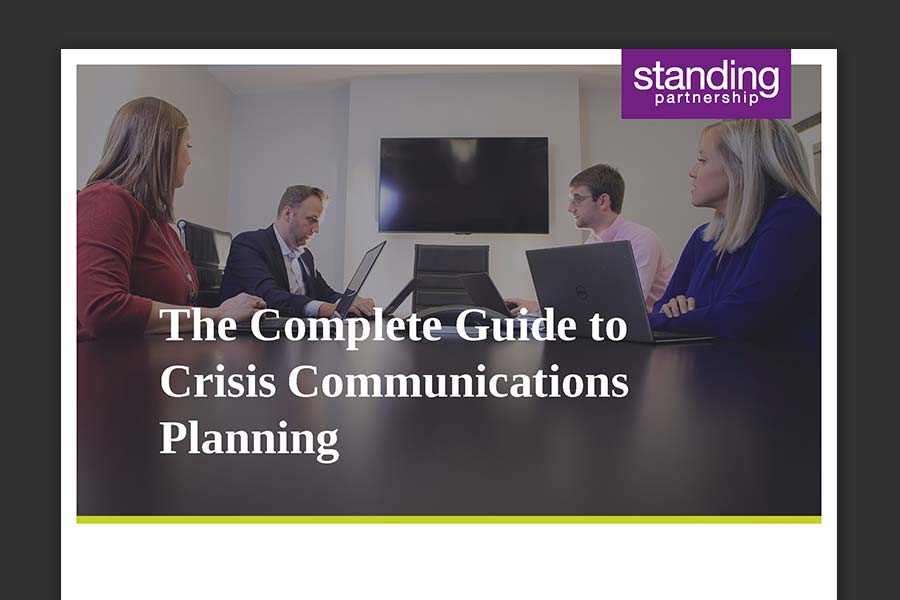 The Complete Guide to Crisis Communications Planning