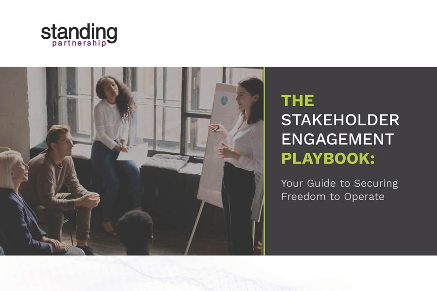 Stakeholder Engagement Playbook | Standing Partnership