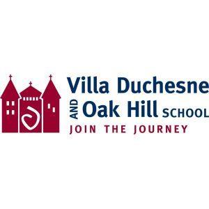 Villa Duchesne and Oak Hill School logo